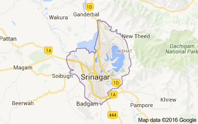 Srinagar district, Jammu and Kashmir