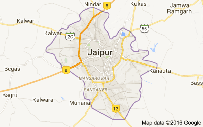 Jaipur district, Rajasthan