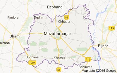 Tehsils in Muzaffarnagar district, Uttar Pradesh - Census India