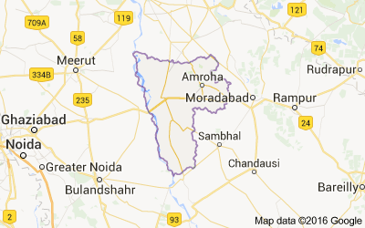 Jyotiba Phule Nagar district, Uttar Pradesh