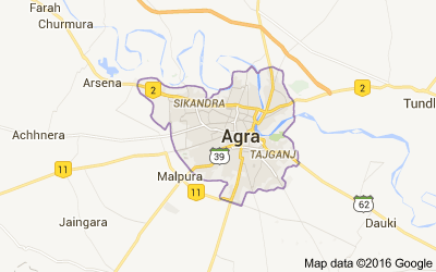Tehsils in Agra district, Uttar Pradesh - Census India