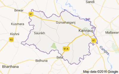 Kannauj district, Uttar Pradesh