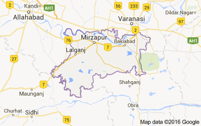 Mirzapur district, Uttar Pradesh