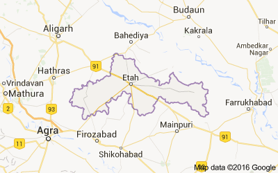 Etah district, Uttar Pradesh