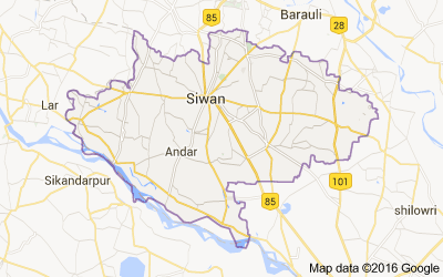Siwan district, Bihar