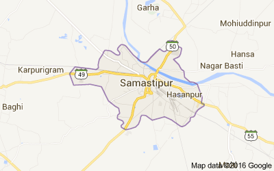 Samastipur district, Bihar