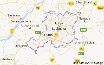 Gaya District Population Religion - Bihar, Gaya Literacy