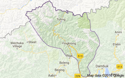 Upper Siang District Population Religion - Arunachal ...