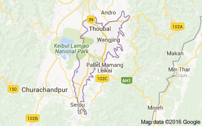 Thoubal district, Manipur