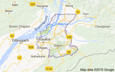 Tinsukia district, Assam