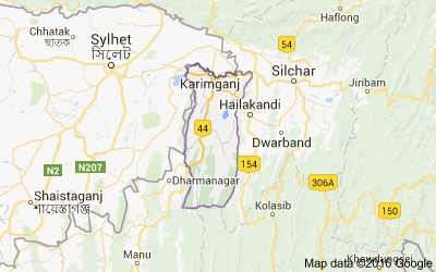Karimganj district, Assam