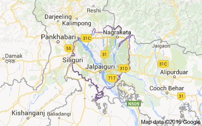 Jalpaiguri district, West Bengal