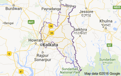 North Twenty Four Parganas district, West Bengal