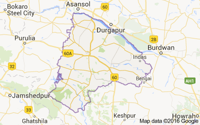 Blocks in Bankura district, West Bengal - Census India