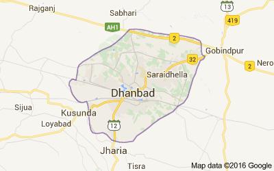 Dhanbad District Population Religion Jharkhand Dhanbad Literacy - Dhanbad map