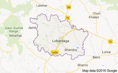Lohardaga district, Jharkhand