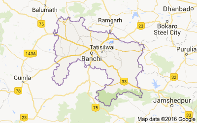 Ranchi In India Map.Ranchi District Population Religion Jharkhand Ranchi Literacy