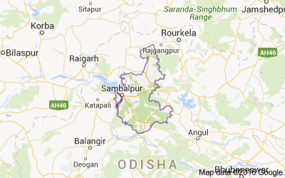 Sambalpur district, Odisha