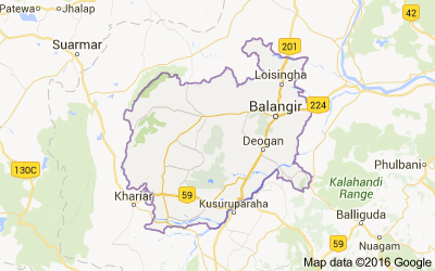 Balangir District Population Religion - Odisha, Balangir