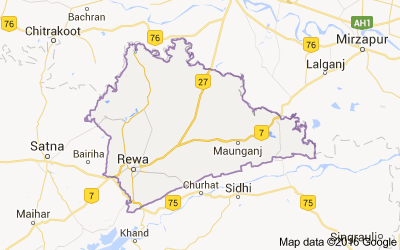 Rewa district, Madhya Pradesh
