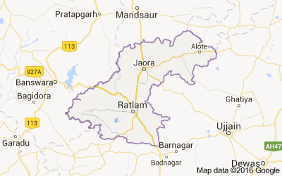Ratlam district, Madhya Pradesh