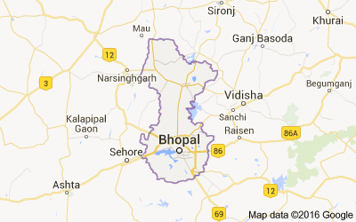 Bhopal District Population Religion Madhya Pradesh Bhopal