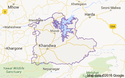 Khandwa district, Madhya Pradesh
