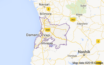 Valsad district, Gujarat