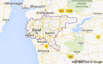 Surat district, Gujarat