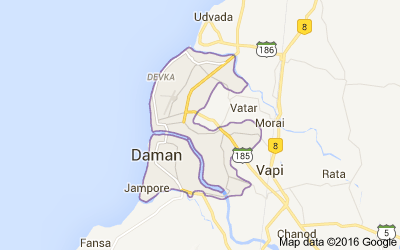 Daman district, Daman and Diu