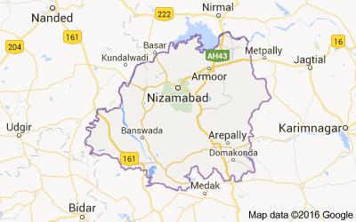 Mandals in Nizamabad district, Andhra Pradesh - Census India