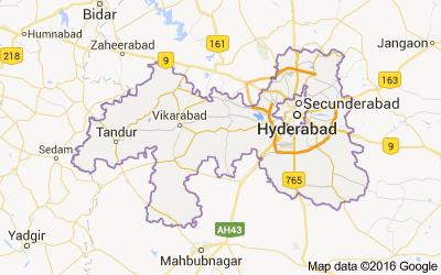 Mandals in Rangareddy district, Andhra Pradesh - Census India