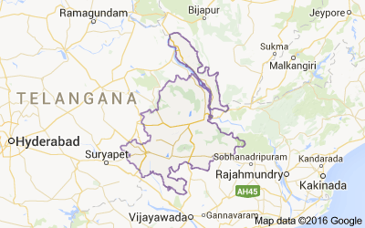 Khammam district, Andhra Pradesh