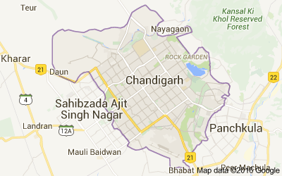 Chandigarh district, Chandigarh