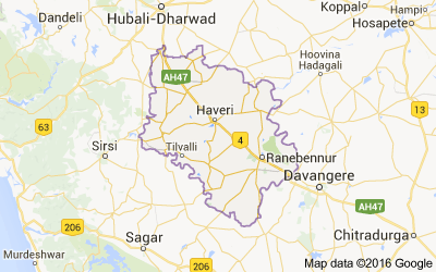 Haveri district, Karnataka
