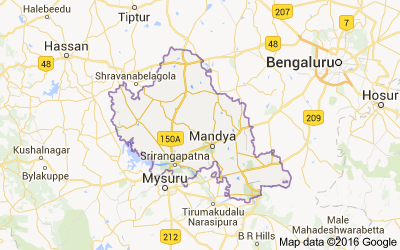 Mandya district, Karnataka