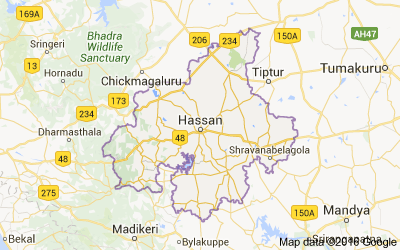 Hassan district, Karnataka