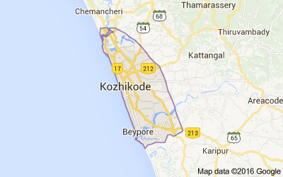 Kozhikode district, Kerala