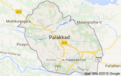 Palakkad district, Kerala