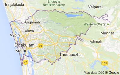 Ernakulam District Population Religion - Kerala, Ernakulam