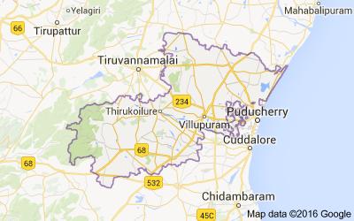 Viluppuram District Population Religion - Tamil Nadu