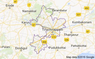 Tiruchirappalli District Population Religion - Tamil Nadu