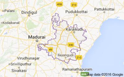 Sivaganga District Population Religion - Tamil Nadu, Sivaganga