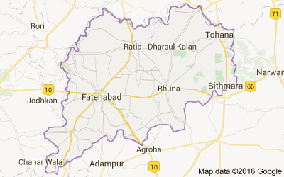 Fatehabad district, Hariyana