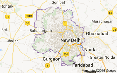 New Delhi district, Delhi